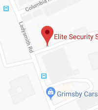Elite Security Solutions Location Map